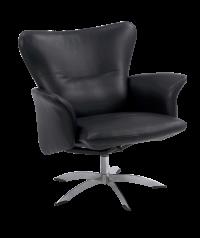 Lænestole i læder