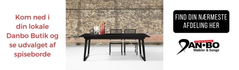 Spiseborde Klassiske Og Moderne Borde Danbo M 248 Bler