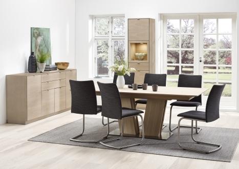 Skovby sm 39 spisebord   danbo møbler