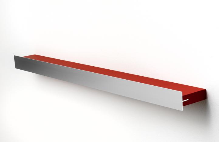 rød chaiselong