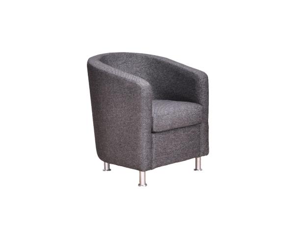 Lige ud Astrid lænestol - Danbo Møbler RM29