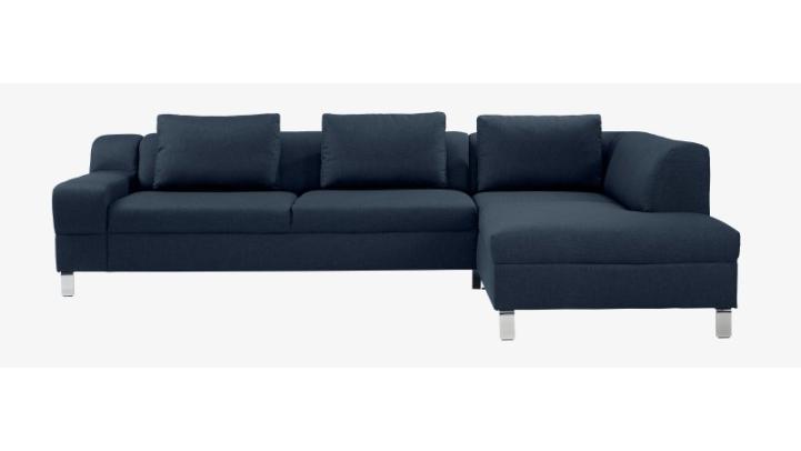 Barcelona chaiselong sofa danbo m bler for Sofas baratos barcelona outlet